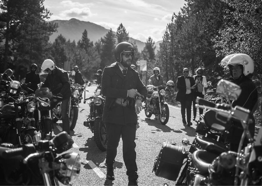 Distinguished Gentleman's Ride 2016 - Andorre - crédit Sam Decout