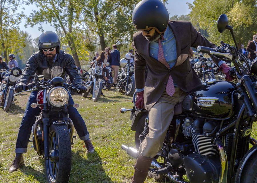 Distinguished Gentleman's Ride 2016 - Lyon - crédit Marjorie Besson Photographies