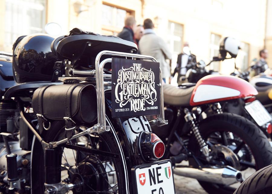 Distinguished Gentleman's Ride 2016 - Neuchâtel - crédit Fabien Nissel