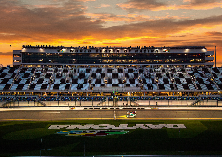 Daytona International Speedway 2016