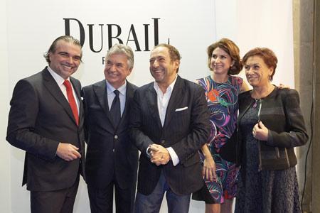 Patrick Timsit et la famille Dubail