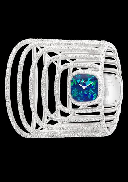"Prix ""Revival"" - Piaget Extremely Piaget Montre Manchette Recto Verso"