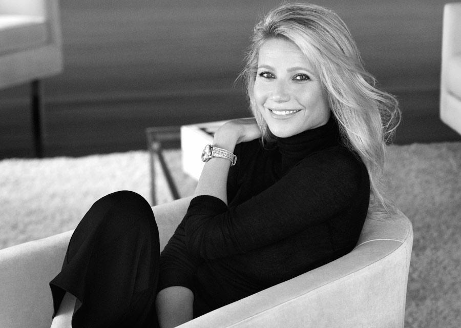 Gwyneth Paltrow, nouvelle ambassadrice de Frédérique Constant