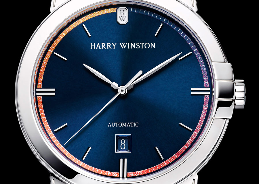 Harry Winston Countdown to a Cure - Version masculine