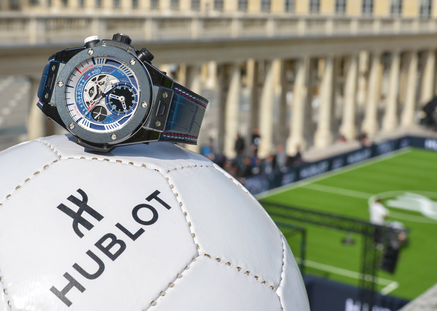 Hublot Big Bang Unico Retrograde Chronograph UEFA EURO 2016™