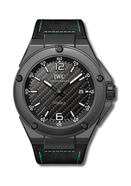 IWC Ingenieur Automatic Edition Tribute to Nico Rosberg