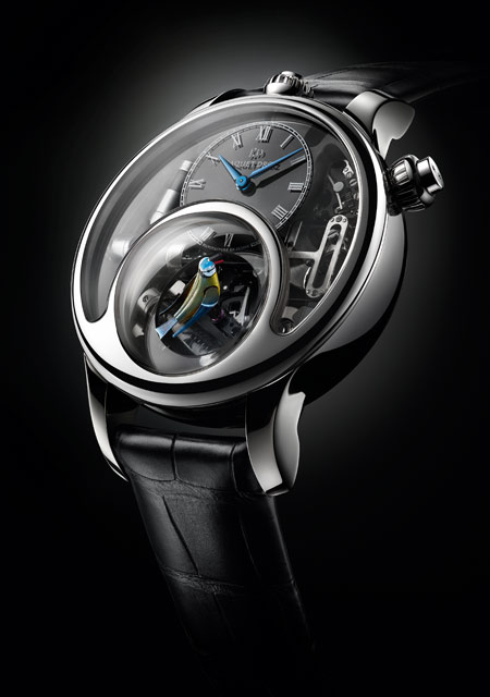 Prix de l'Exception Mécanique - Jaquet Droz The Charming Bird