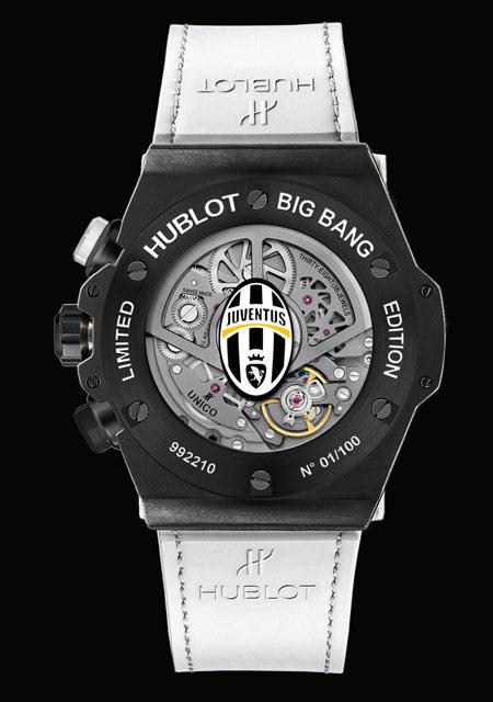 Hublot Big Bang Unico Bi-Retrograde Juventus