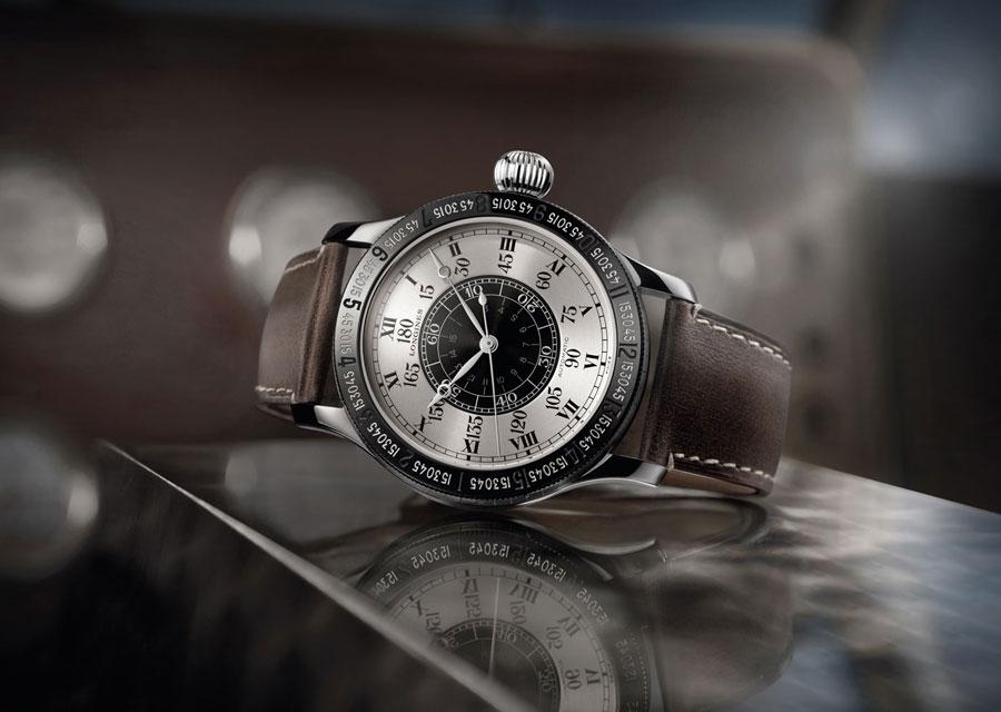 La réédition de la montre de Charles Lindbergh
