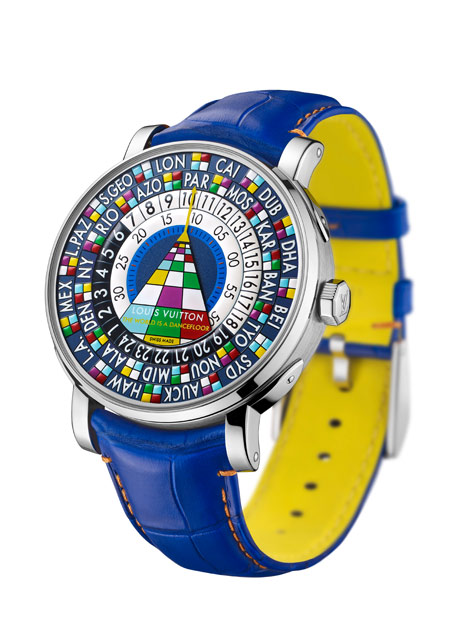 Louis Vuitton Escale Worldtime Only Watch