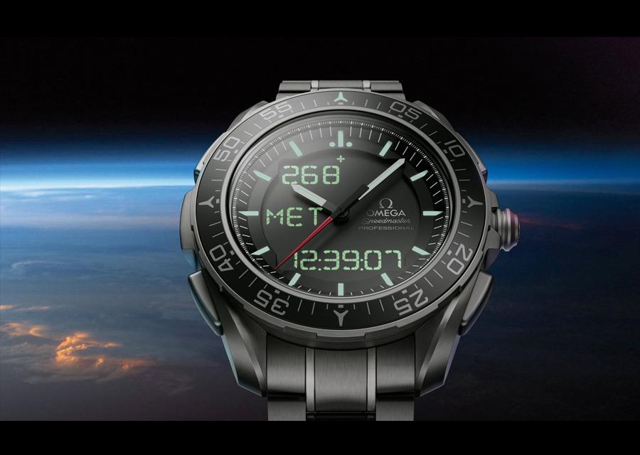 La Speedmaster Omega Skywalker X-33 de Thomas Pesquet