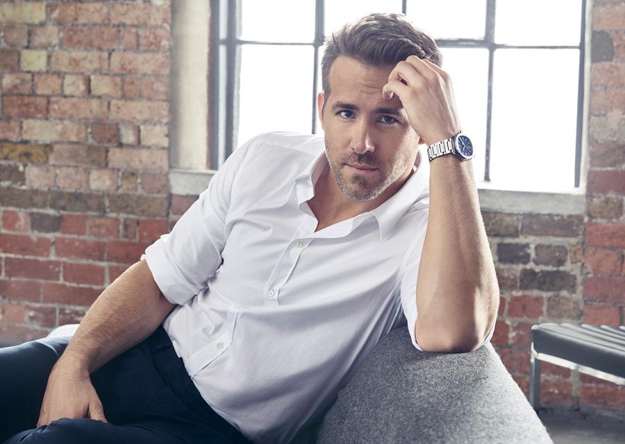 Ryan Reynolds, ambassadeur de Piaget