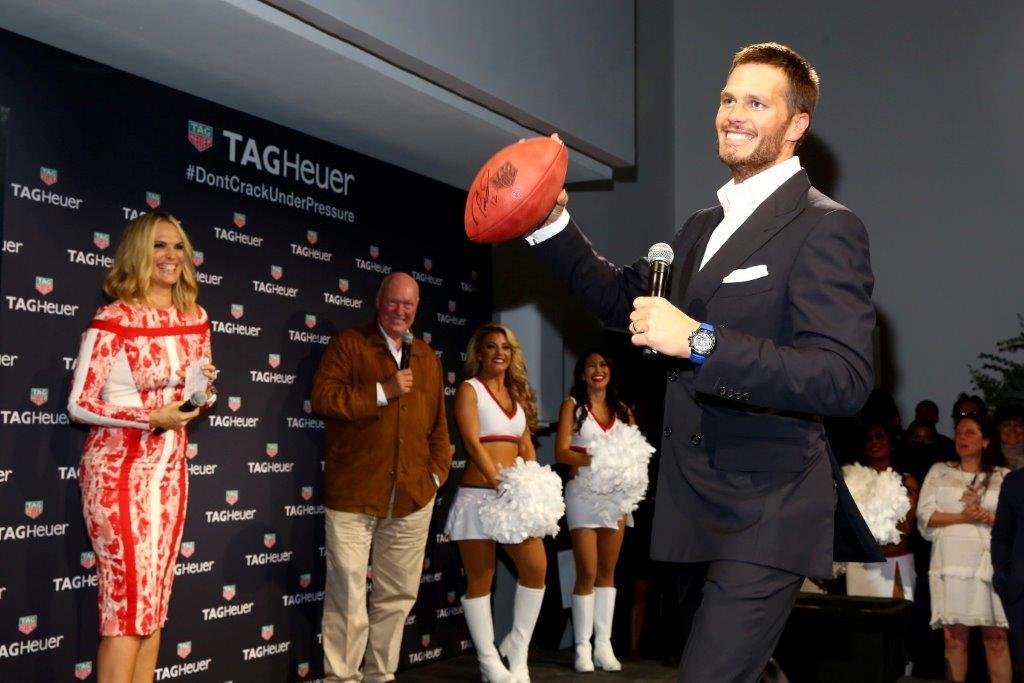 Tom Brady - TAG Heuer