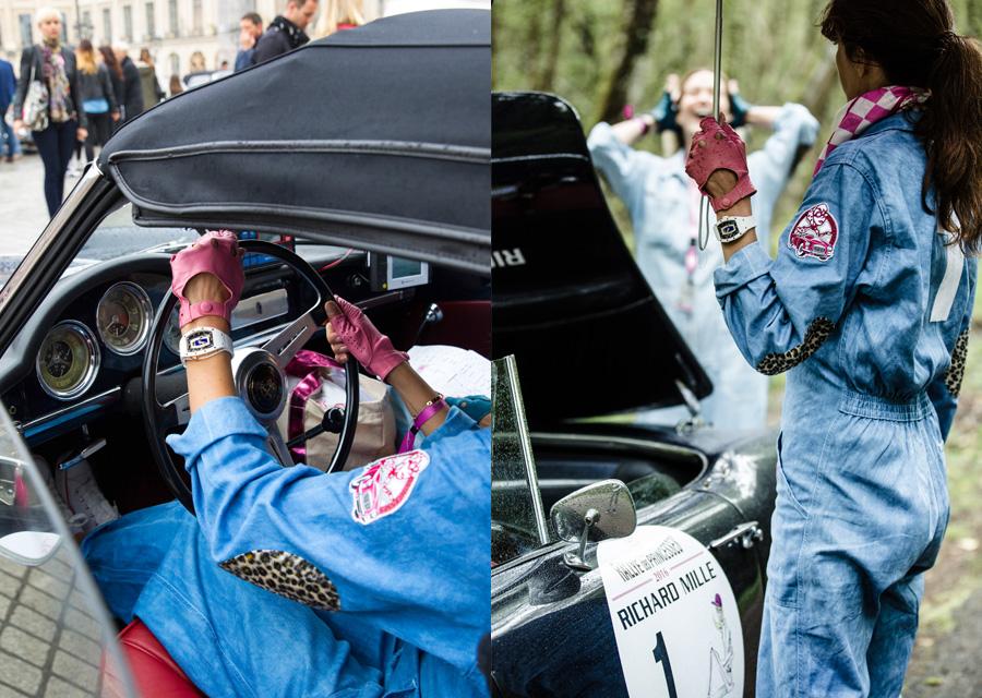 Richard Mille sponsor titre du Rallye des Princesses