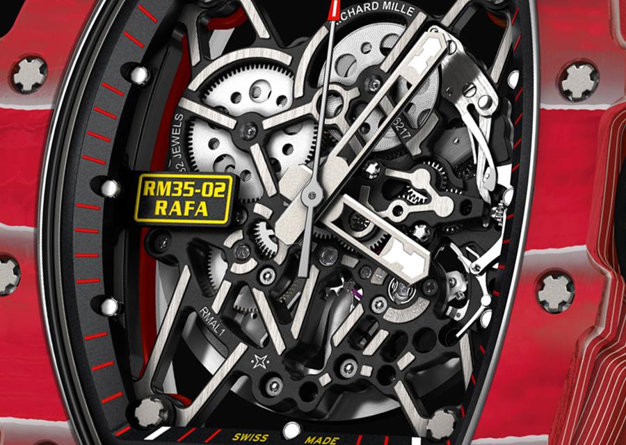 RM 35-02 Rafael Nadal