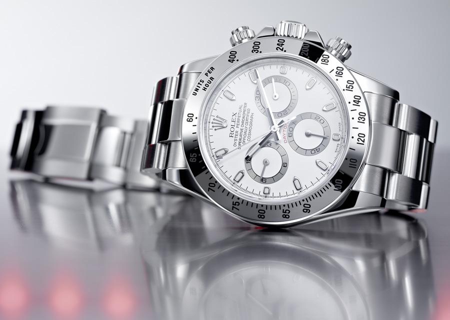 Rolex Cosmograph Daytona - 2000 - ©Rolex-Jean-Daniel Meyer