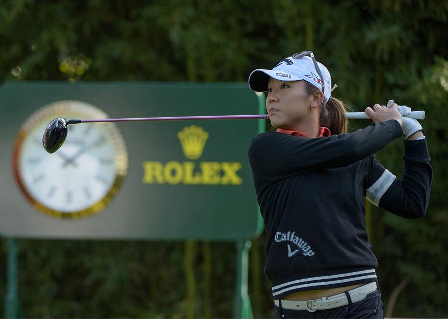 Lydia Ko, témoignage Rolex, vainqueur de l'Evian Championship 2015