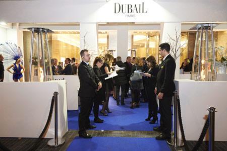 Soirée Dubail aux Champs-Elysées