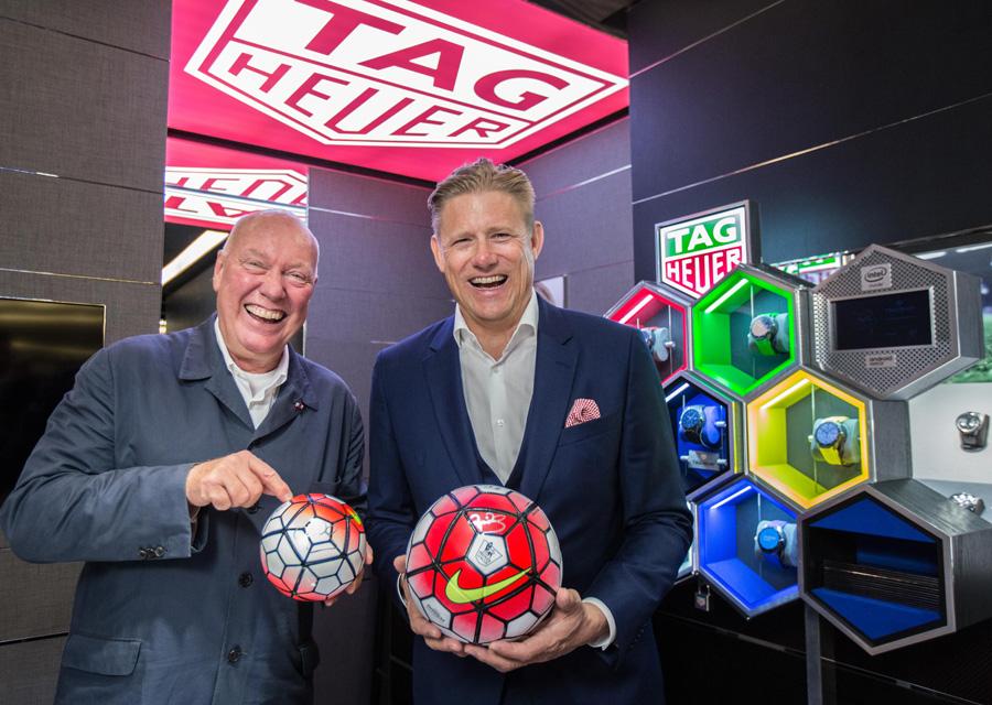 TAG Heuer & Premier League