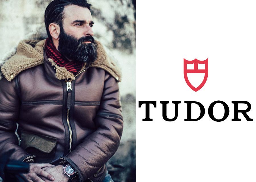Tudor au festival Wheels and Waves