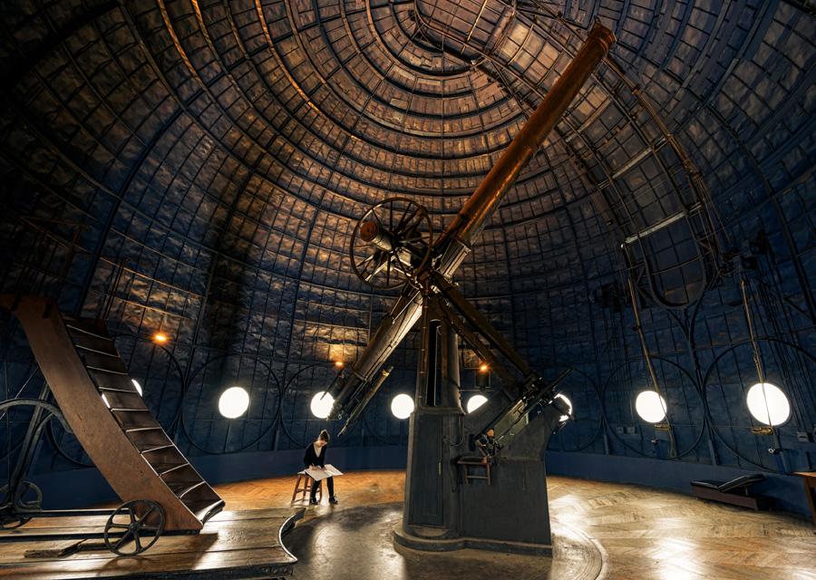 L'Observatoire Astronomique de Paris