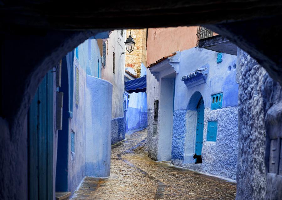 Chefchaouen : Maroc