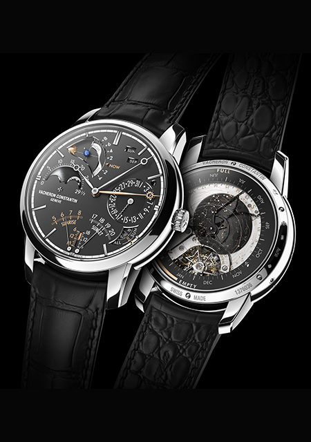 Prix de l'Exception Mécanique : Vacheron Constantin, Les Cabinotiers Celestia Astronomical Grand Complication 3600