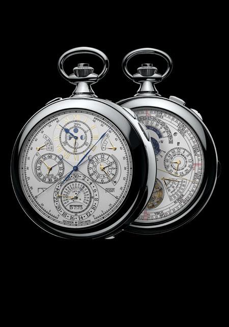 Prix Spécial du Jury - Les horlogers de Vacheron Constantin pour la Référence 57260