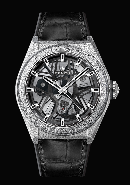 Prix de l'Innovation : Zenith, Defy Lab