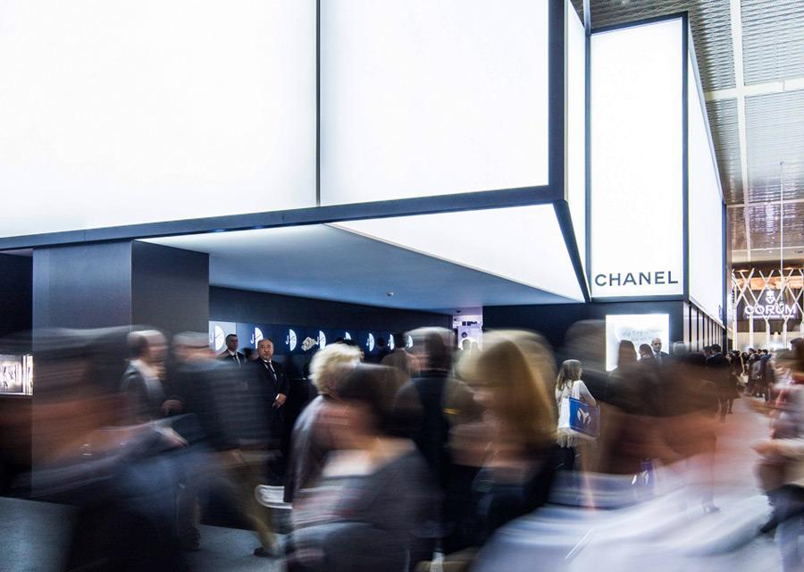 Baselworld - Chanel