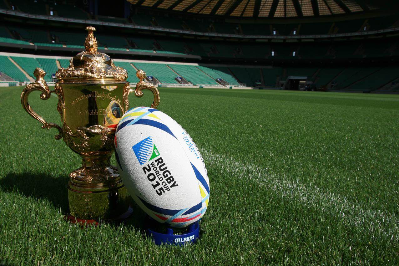Tissot Chronométreur Officiel de la Coupe du Monde de Rugby