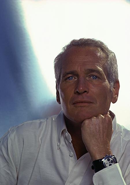 L'acteur avec sa Rolex Daytona - DouglasKirkland/Corbis/GettyImages