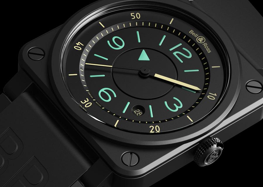 Bell & Ross BR 03-92 Bi-Compass