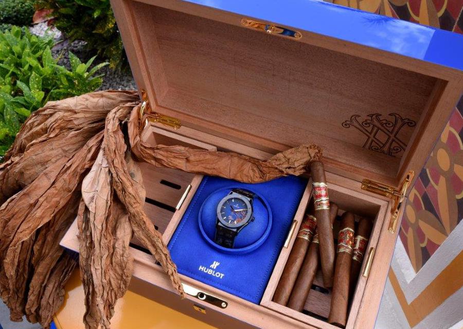 Edition limitée de la Classic Fusion dédiée aux 20 ans du cigare Fuente Fuente Opus X