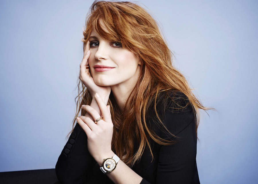 Piaget Limelight Stella - Jessica Chastain