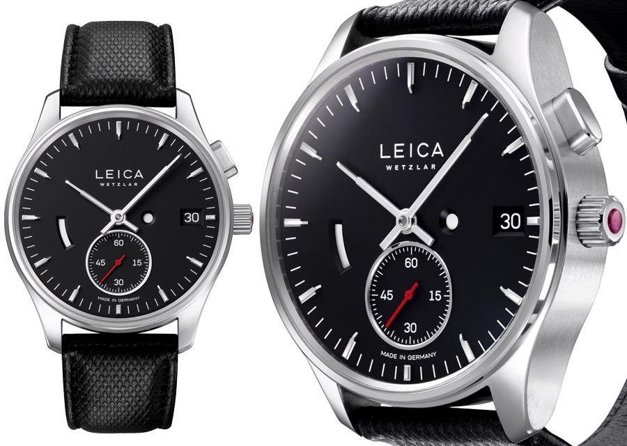 La nouvelle montre Leica L1
