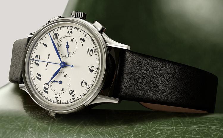 Longines chronographe Heritage Classic 1946