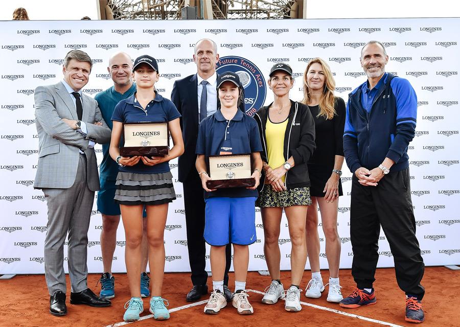 Longines Future Tennis Aces 2018