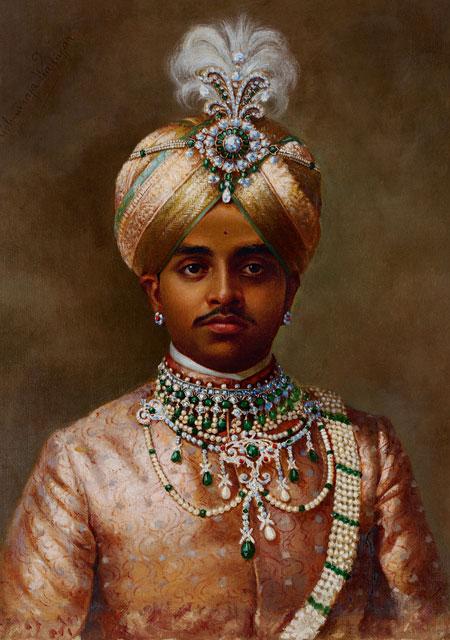 Maharadja K.Keshavayya (1878-1954) - © Victoria and Albert Museum