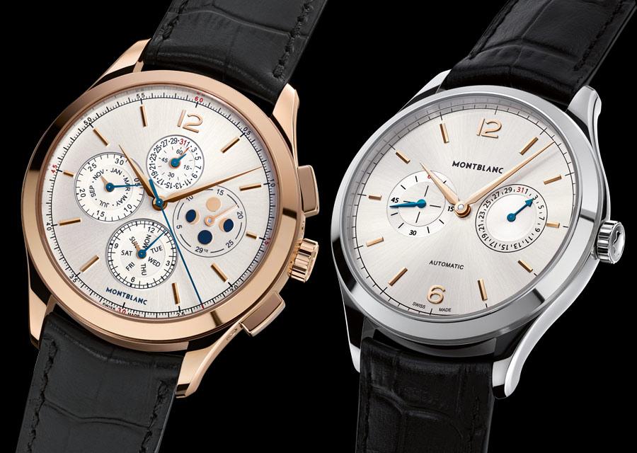 Montblanc Heritage Chronométrie 2016