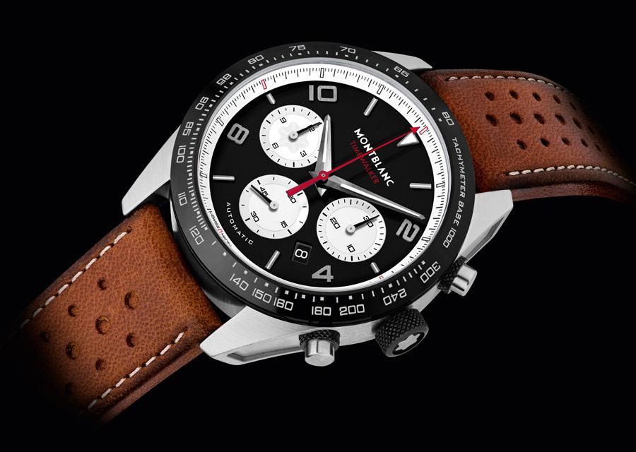 Montblanc chronographe TimeWalker, SIHH 2019