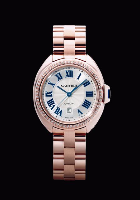 Clé de Cartier - Or Rose Diamants - Modèle Femme