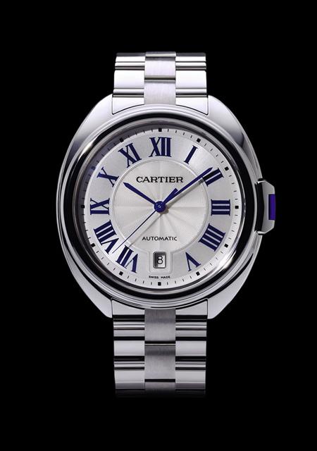 Clé de Cartier - Or Gris - Modèle Homme
