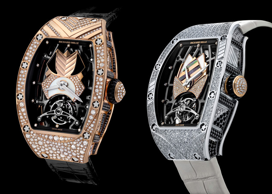 Richard Mille RM 71-01 Tourbillon Automatique Talisman