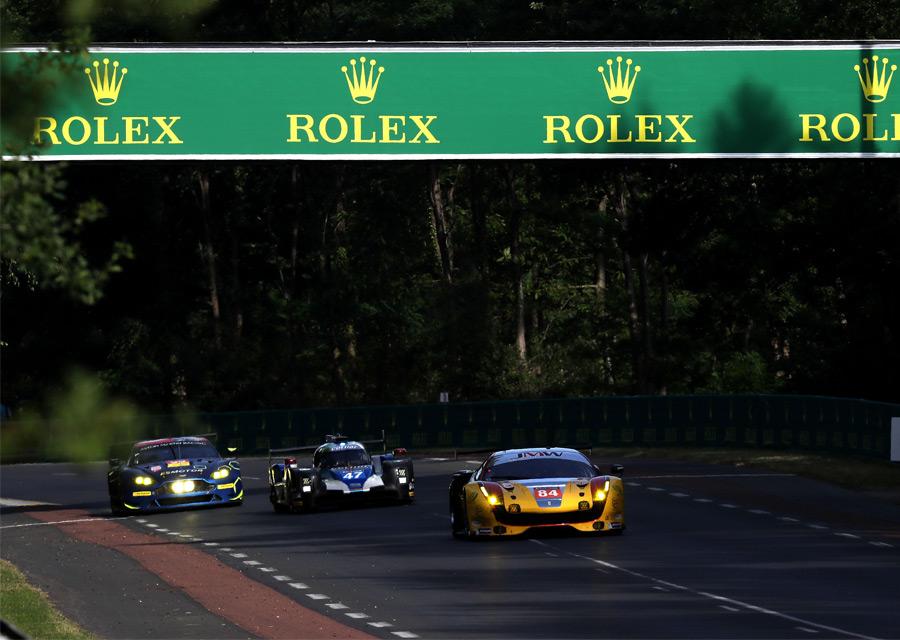 Rolex - 24 Heures du Mans - ©Rolex/Jean-François Galeron