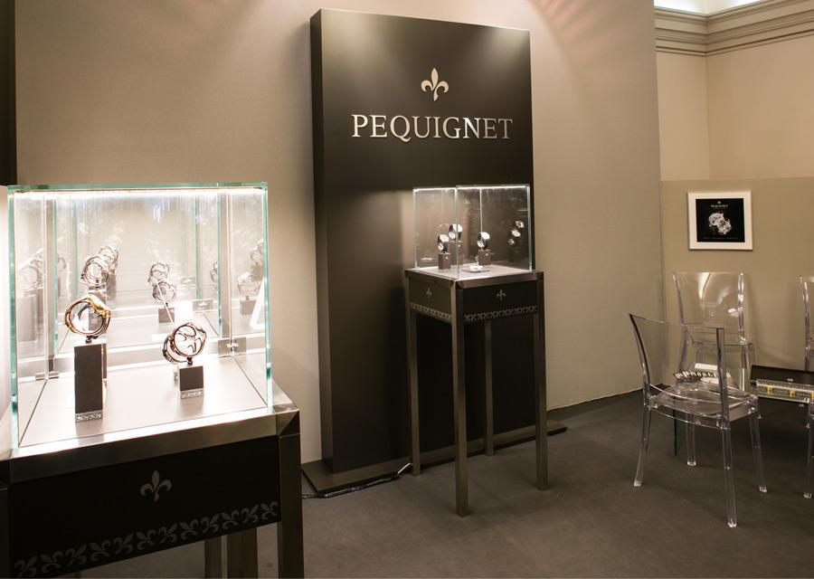 Salon Les Montres - Pequignet