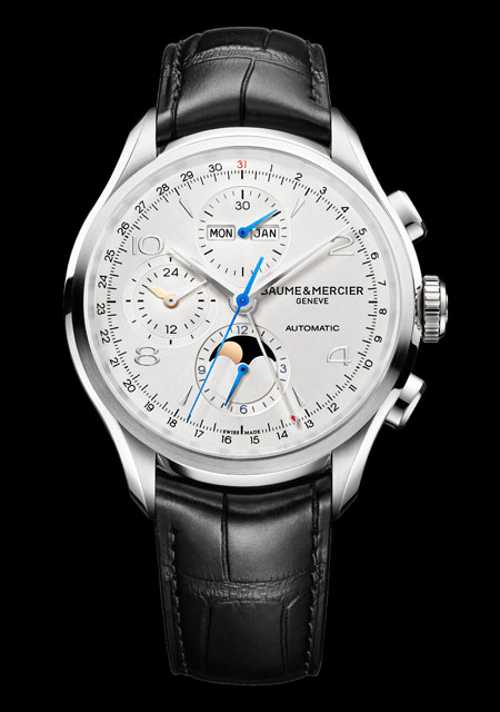 Baume & Mercier Clifton Chronographe Calendrier Complet