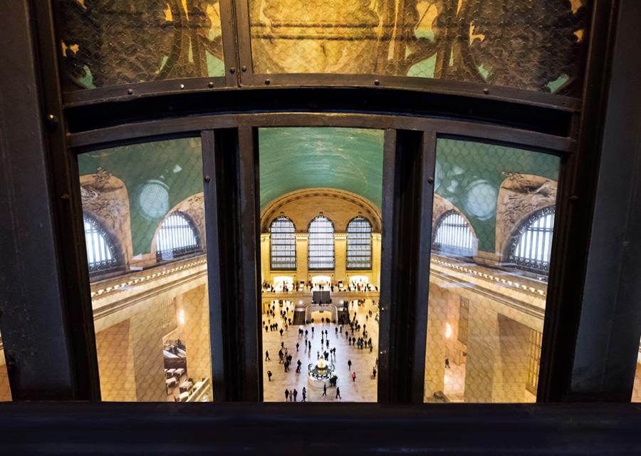 Vacheron Constantin et Steve McCurry - le Grand Central à New York