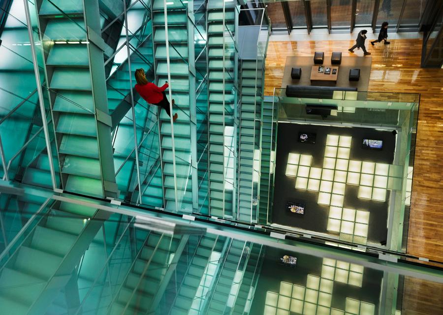 Vacheron Constantin et Steve McCurry - La manufacture à Genève