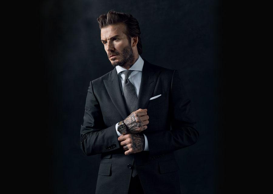 David Beckham, nouvel ambassadeurd de Tudor